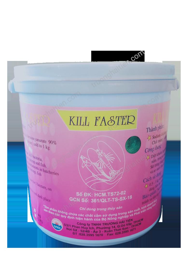 KILL FASTER